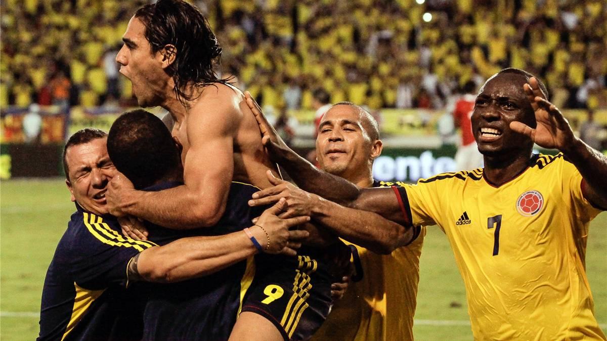Resultado de imagen para falcao penaltis vs chile