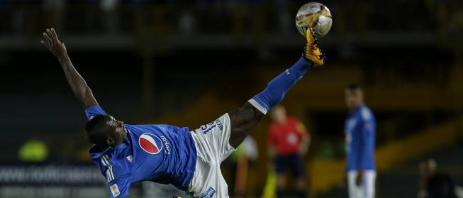 Liga guila millonarios 1x1 elkin blanco marca golazo for Liga municipal marca