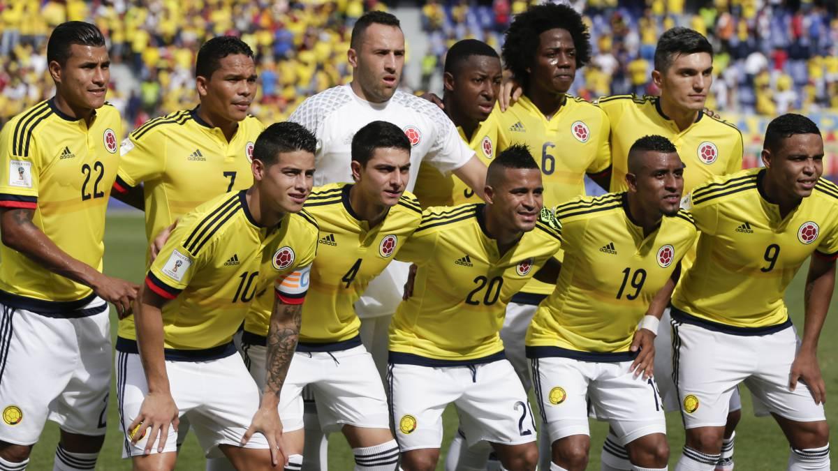 Colombia clasifica a rusia 2018 si gana todos sus cuatro partidos que le restan de local