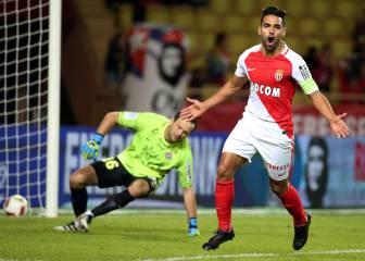Mónaco 6-2 Montpellier: Resumen, resultado y goles - Ligue 1 2016