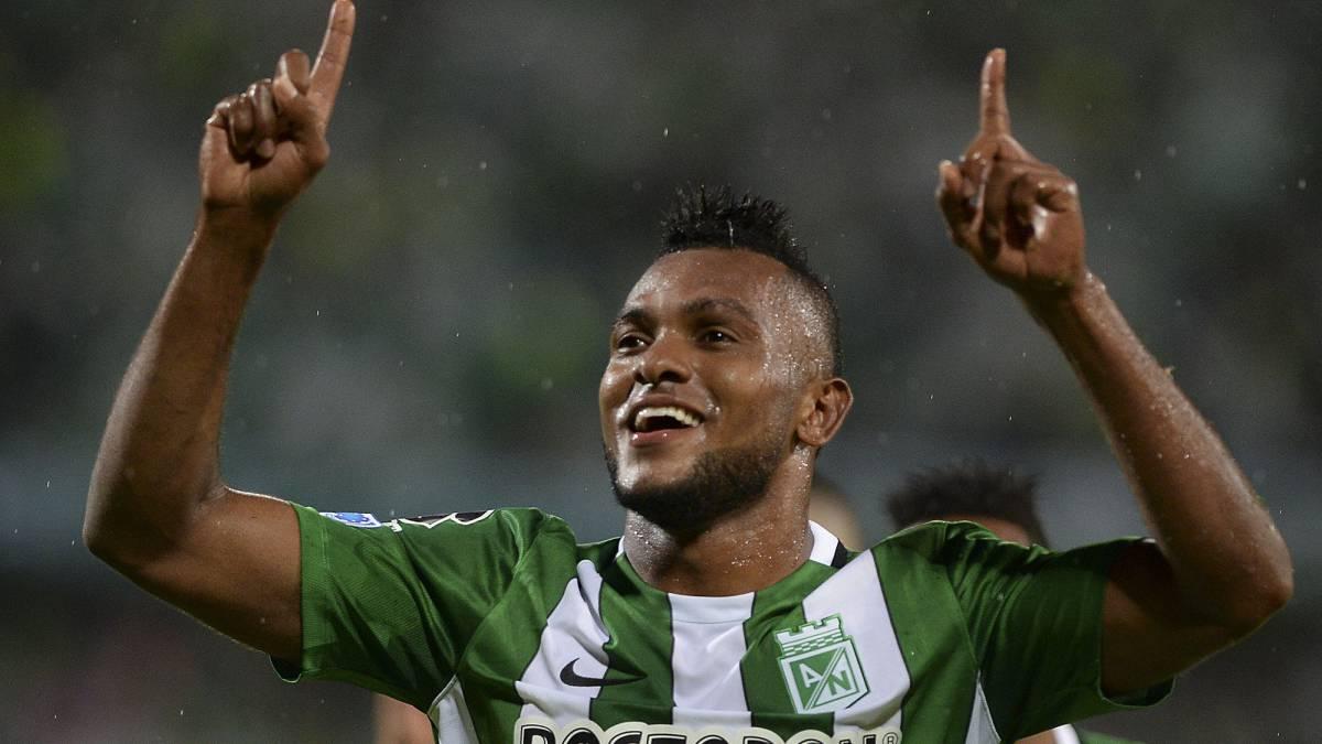 Miguel Borja supera a Cristiano ahora va por Messi y Luis Suárez
