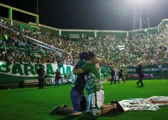 Futbolistas lideran inolvidable homenaje en el Arena Condá