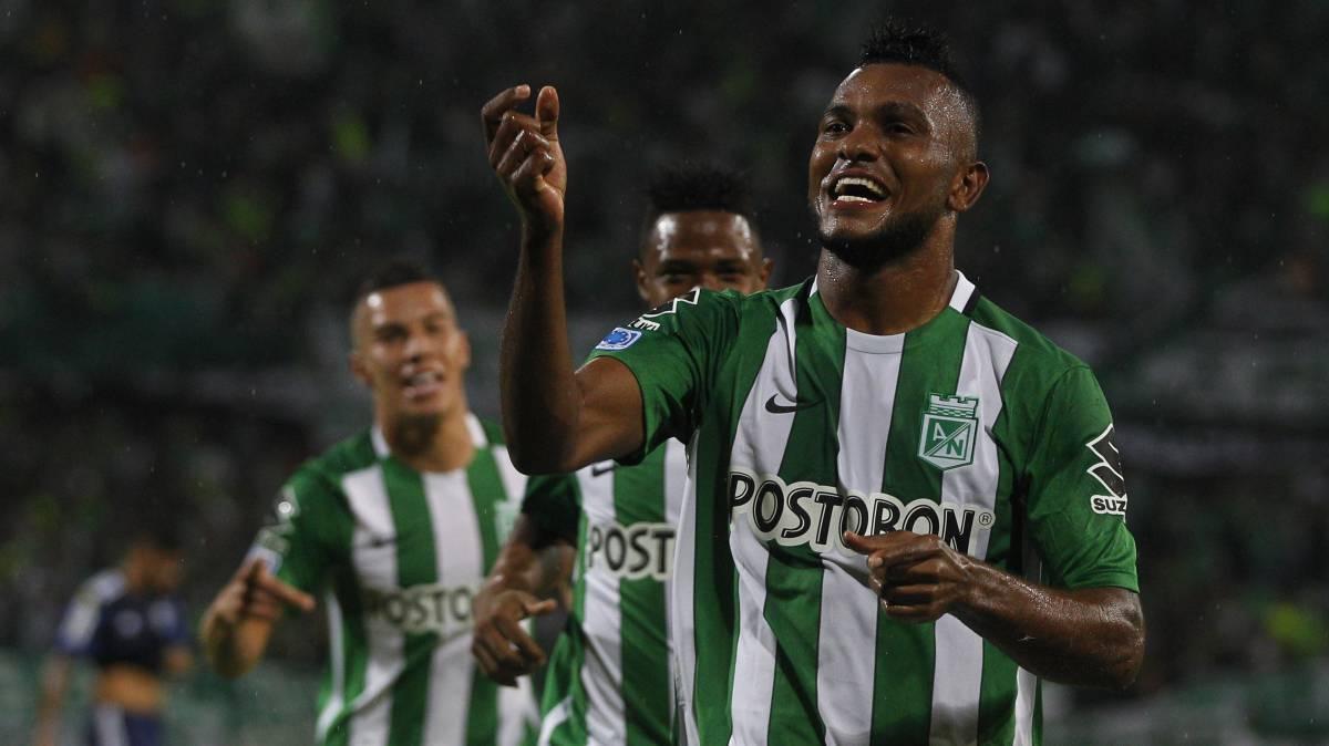 Hinchas del Palmeiras locos por el fichaje de Miguel Borja AS
