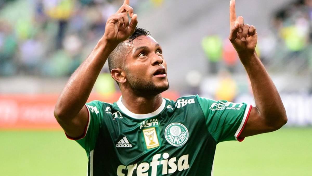 Liga brasile±a Miguel Borja es el que más vende camisetas en