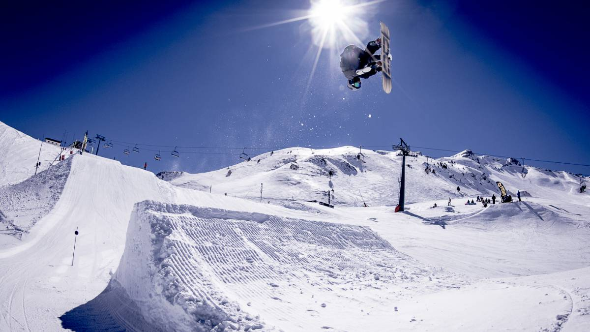 snowboard oakley  Snowboard y Freeski - Oakley presenta a su team nacional - AS.com