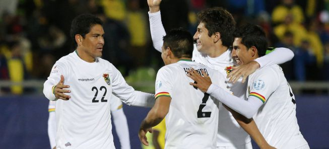 Bolivia beat Ecuador and have one foot in the quarters