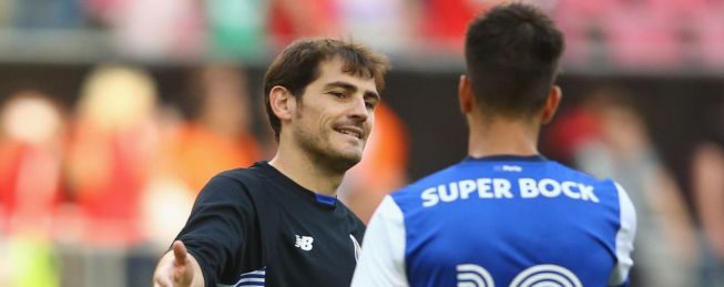 Casillas: Now I want to repay the love from the fans