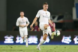 Reports in France say PSG are keen on Kroos to replace Motta