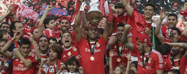 Primeira Liga | Benfica pip Sporting to Primeira Liga crown - AS.com