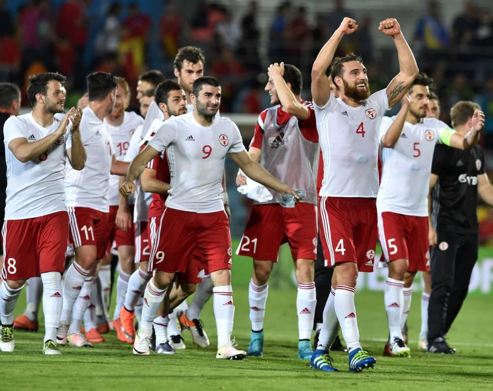 Image result for georgia team soccer