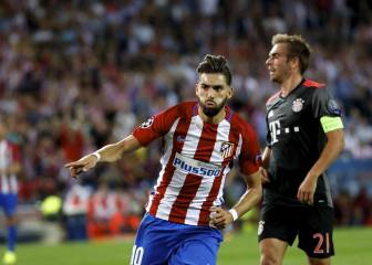 Carrasco strike sees Atletico beat off Bayern