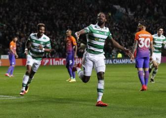 Brave Celtic halt Pep's City juggernaut