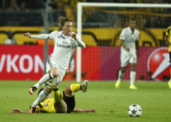 Modric could be out for a month with cartilage injury