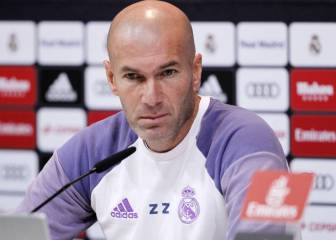 Zidane: 'We were cacking it last year - it's different now'