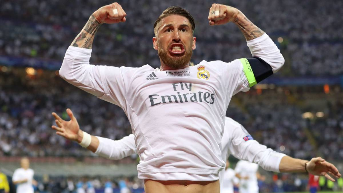 "Real Madrid | ""Sergio Ramos is the best player in the world"" - Adil Rami - AS.com"