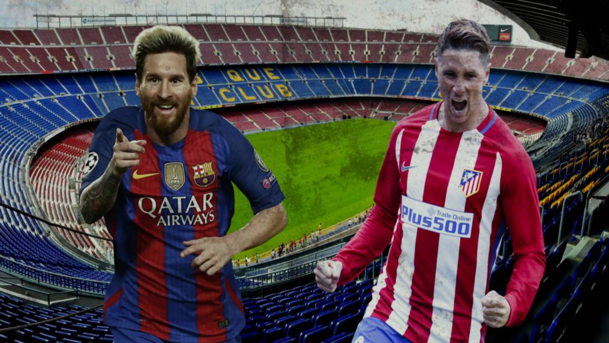 Barcelona Vs Atletico Madrid Live Online Coverage Copa Del Rey Semi Final As South Africa