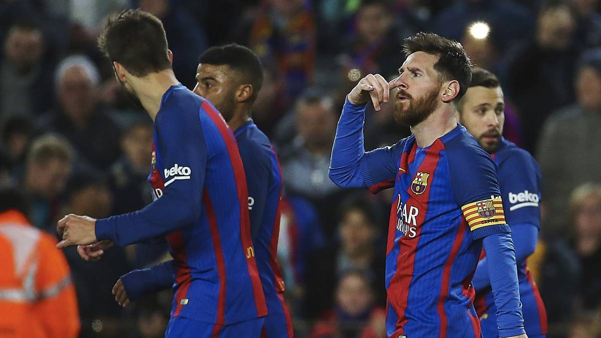 Messi Lionel Messi Dedicates Goal To His Nephew After