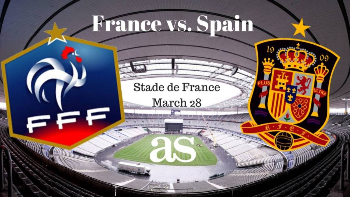 France vs spain how and where to watch times tv online for Watches of spain