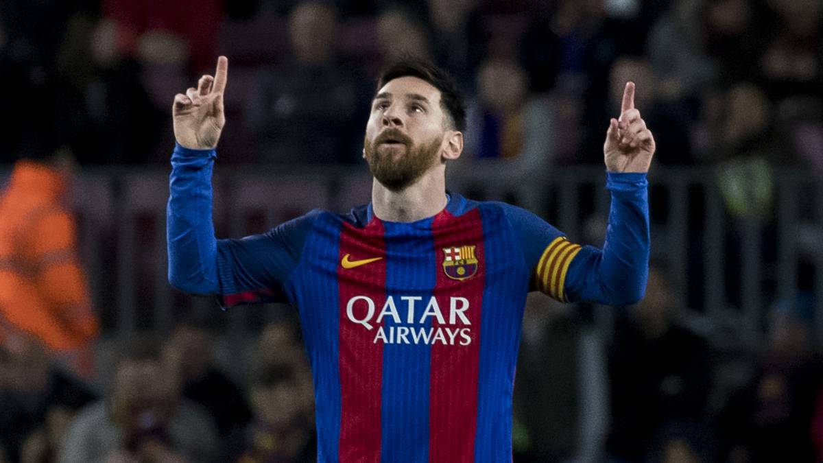 Messi to sign new Barc...