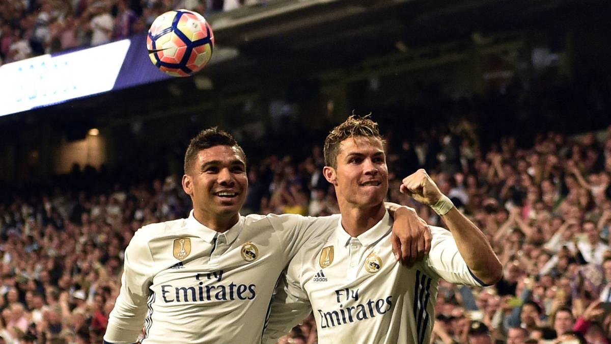 Real Madrid To Seal Getafe S Faith: Real Madrid 4-1 Sevilla: LaLiga 2017 Match Report As