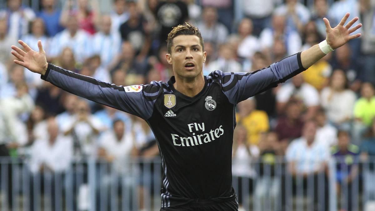 2 Real Madrid 2017 La Liga: Málaga 0-2 Real Madrid La Liga Champions: Match Report