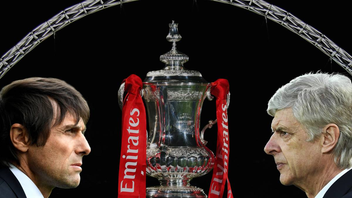 Image result for fa cup final 2017