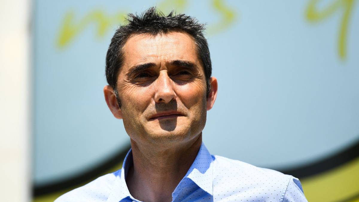 Valverde My Intention Is To Make Barca Greater Than It Already Is As Com