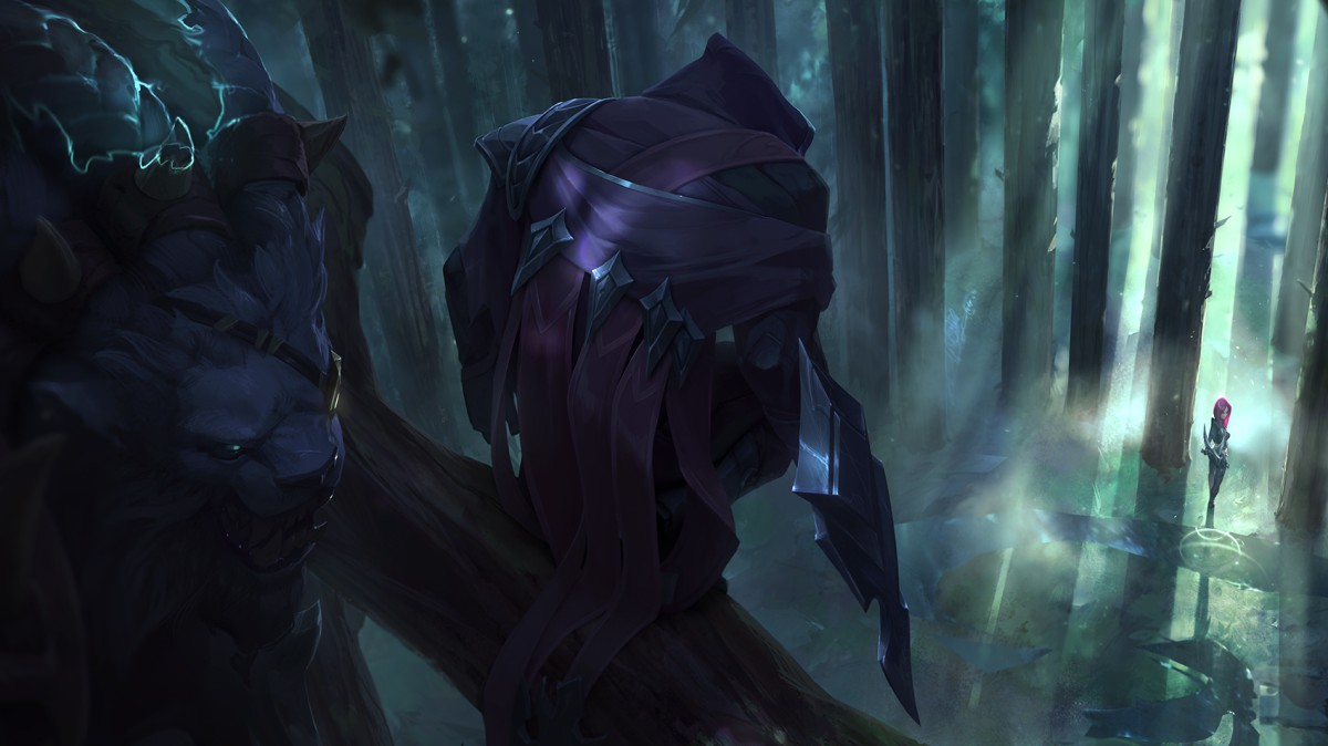 Blanc  League Le los Legends: of de Talon, Rework asesinos: