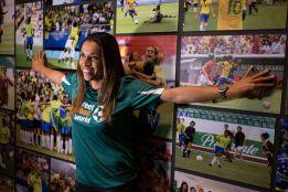 Marta: 'Aún hay prejuicios en Brasil con el fútbol femenino'