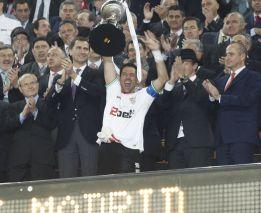 Felipe VI será el sexto Jefe de Estado en entregar la Copa