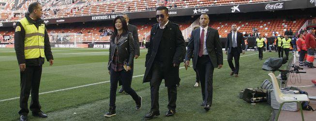 El Valencia lleva invertidos ya 72,5 millones en fichajes