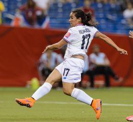 Karla Villalobos , la ?tica? a la que prohibieron jugar al fútbol