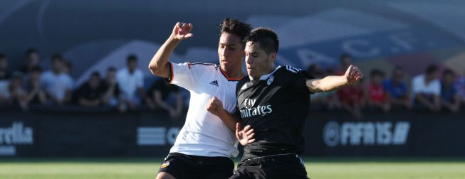 La final Real Madrid-Rayo, el sábado en Ceuta a las 19:15