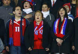 Bachelet daría la copa si Napout sigue sin aparecer
