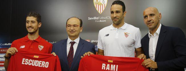 Rami y Escudero, presentados: