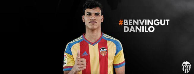 Oficial: Danilo Barbosa ya es nuevo jugador del Valencia