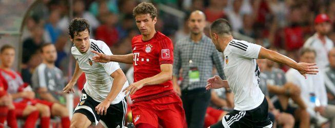 El Bayern enseña al Valencia lo que es el nivel Champions