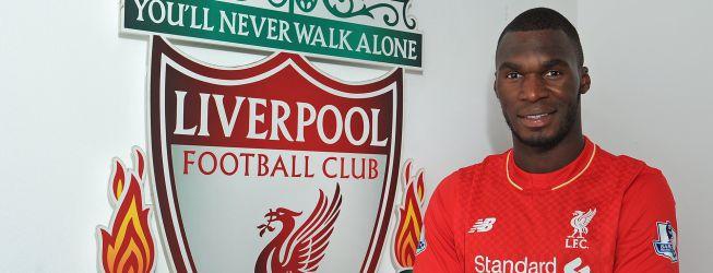 Benteke, nuevo jugador del Liverpool por 46 millones