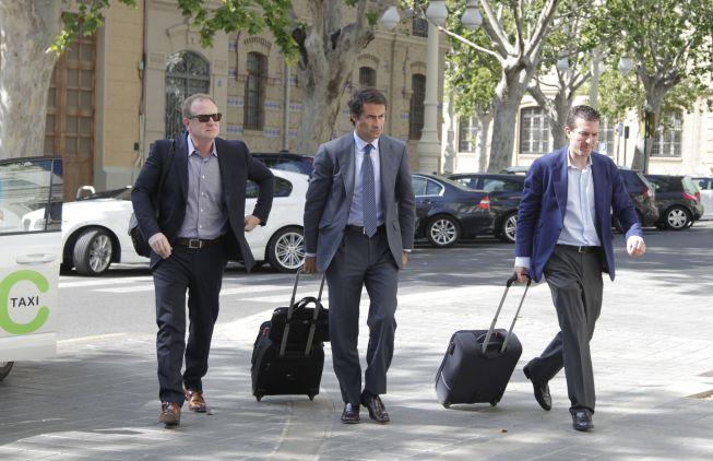 Sarver, reunido en Valencia para comprar el Levante