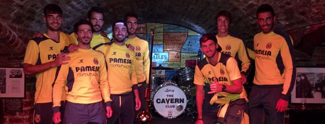 El Villarreal visita 'The Cavern'
