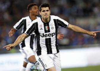 Morata's agent at Bernabéu to hammer out striker's future