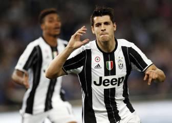 Morata decide no seguir en la Juventus la próxima temporada