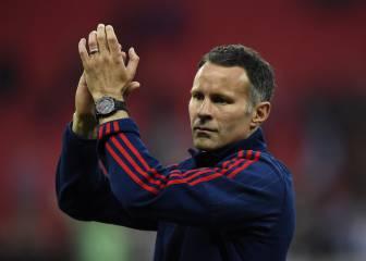 Giggs será la primera 'víctima' de Mourinho; le sustituye Faria