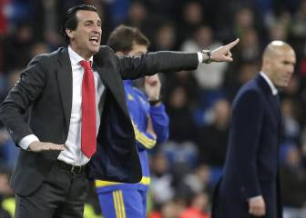 Real Madrid have Unai Emery on hold until after the final