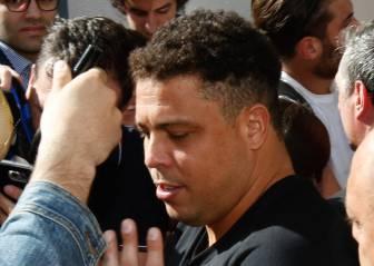 Ronaldo: 'Hay cosas de Simeone que no me gustan'