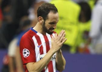 Carta de Juanfran a la afición: 'Gabi levantará la Champions'