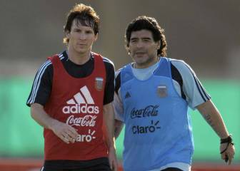Maradona to Argentina: 'If you don't win, don't come back'