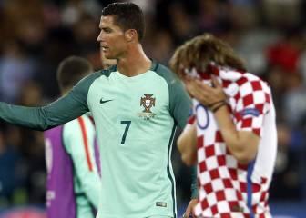 Cristiano sigue y Modric se va