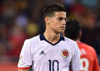 Zidane left unconvinced by James Rodríguez
