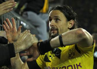 Neven Subotic abandona el Borussia Dortmund